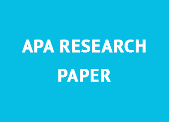 APA Research Paper Formatting: What You Should Know About This Approach?